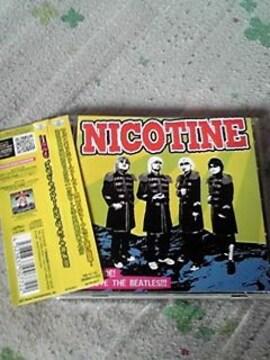 送料無料NICOTINE HEY DUDE! WE LOVE BEATLES!!!