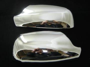 メッキドアミラーカバー プジョー307