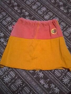 ベビードールスカート 110cm