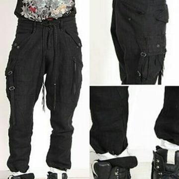新品KMRIIケムリ Linen Cargo Pants 1