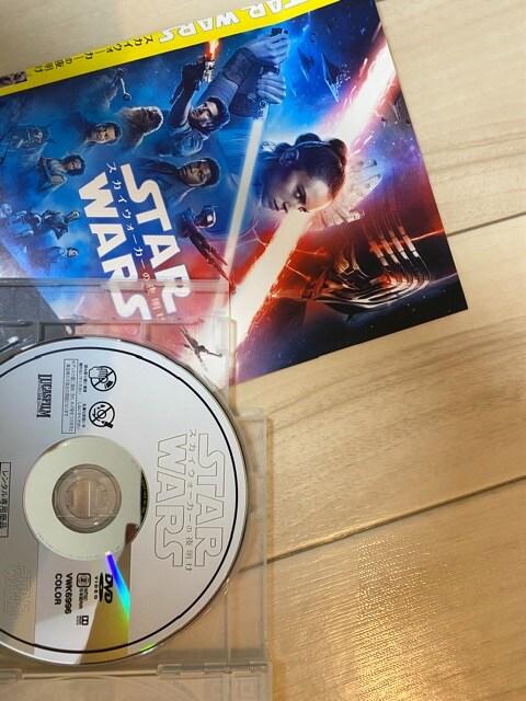 正規版映画 STAR WARS スカイウォーカーの夜明けDVD美品