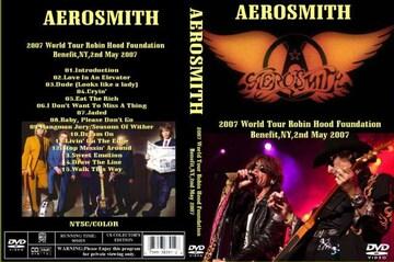 エアロスミス 2007 PREMIERE SHOW AEROSMITH