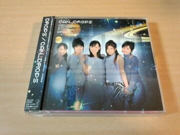 DROPS CD「CAN_DROPS」國府田マリ子 初回盤DVD付●
