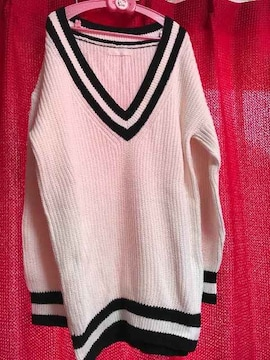 ジーナシス☆クリケットセーター☆