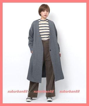 ミルクフェド☆未使用♪完売リボンポンチロングカーデジャケット