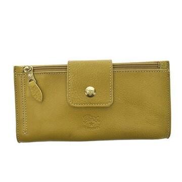 ◆新品本物◆イルビゾンテ 長財布(YL)『SCW007』◆