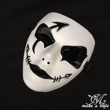 ヒップホップ ダンス マスク お面 仮面舞踏会 ハロウィン 341