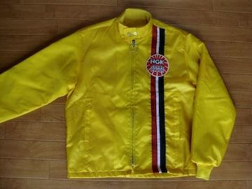 USA スイングスター NGK プラグ レーシングジャケット M