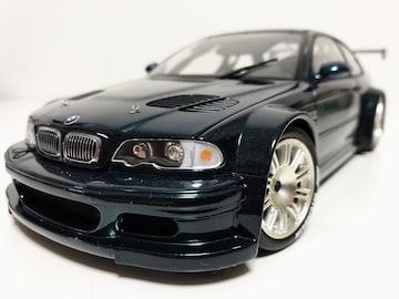 PMAミニチャンプス/BMW M3 GTR ディーラー純正 レアカラー 1/18