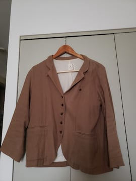 SM2☆2way☆綿ショールカラージャケット