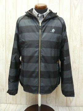 即決☆アディダス 特価 ライト ウインドジャケット GRY/S ハイスペック 新品