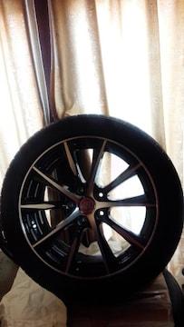 即決価格は送料無料 performance wheels  4本 希少