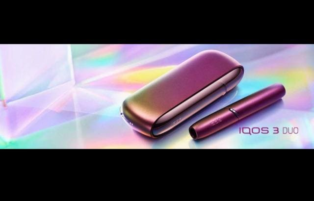 IQOS3 DUO アイコス3 限定カラープリズムモデル < 男性ファッションの