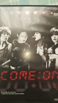 2012〜COME ON 〜SAITAMA SUPER ARENA