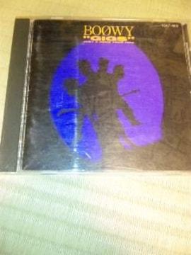 BOOWY,CD「GIGS」帯無し布袋寅泰氷室