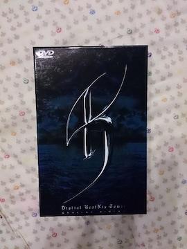 氷室京介「Digital BeatNix Tower」初回DVD/BOOWY