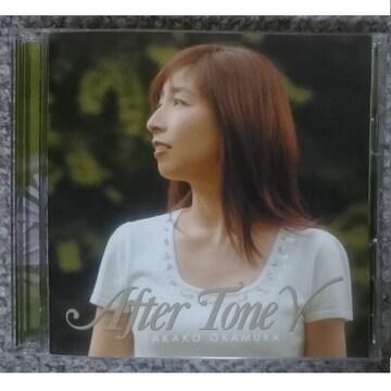 KF  岡村孝子 After Tone �X アフタートーン5 初回限定盤