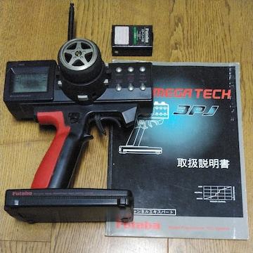 フタバ MEGA TECH 3PJ  ジャンク+取説