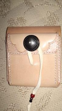 ハンドメイドサドルビルフォード財布
