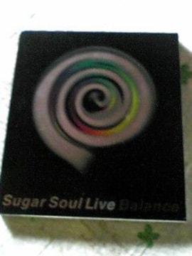 2枚組Sugar Soul Live Balance