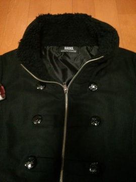 ◆BACKS ◆ナポレオン◆コート◆