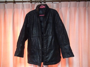 G-STAGEのダウン、フェザージャケット(L)黒!。