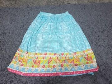 ★OILILY★カラフルスカート★サイズ164�p★
