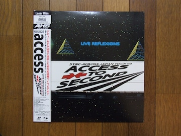 access LD 「ACCESS TO SECOND」中古!