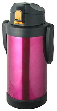BC スポーツジャグ ステンレスジャグ 2L 水筒 魔法瓶 ピンク