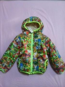 新品、韓国子供服ジャンパー、軽くて温かい