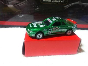 アド特注 カストロール スカイラインR32 #3 福山/飯田 アドホイール 裏板GT-R