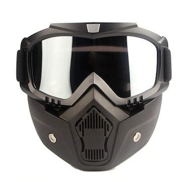 フルフェイスマスク ゴーグル バイク モトクロス ツーリング