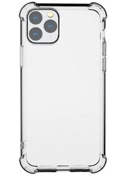 iphone11pro クリアラバー シリコンケース ショック軽減ケース