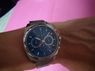ポールスミス の腕時計メンズ用電池式クォーツ製 動作確認済 !。