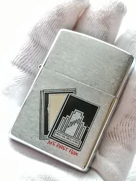 ZIPPO first box ジッポライター