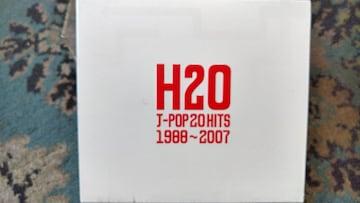 H2O J-POP20HITS 88-07 光GENJI.KAN.米米CLUB.浜崎あゆみ他