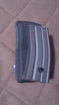 M4M16用自作BOXマガジン早巻き加工☆