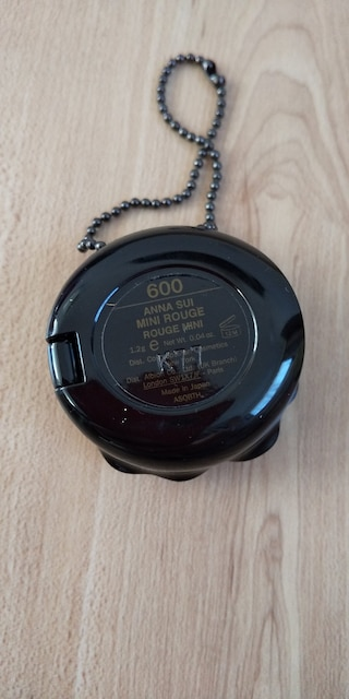 【新品】ANNA SUI ミニルージュ 600 < ブランドの