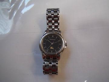 バーバリーの腕時計 メンズ 稼動品 クオーツ式!。