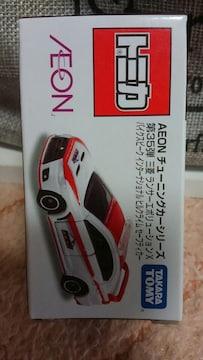 トミカ イオン限定販売品 三菱 ランサー エボリューションX セーフティカー 未開封 新品