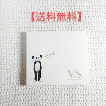 『V.S. 〜Various Sessions〜』 藤岡正明 初回限定盤 CD+DVD