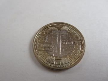 未使用 地方自治500円記念硬貨 和歌山県