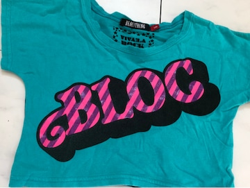 BLOC CLOTHING半袖Tシャツ★5