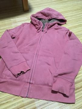ユニクロパーカー☆ピンク