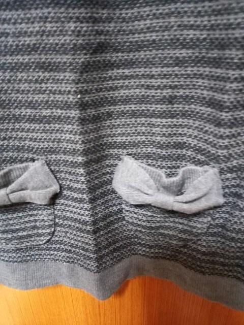 �H 毛糸のチュニック < 女性ファッションの