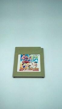 GB スポーツコレクション / ゲームボーイ トンキンハウス レトロゲーム