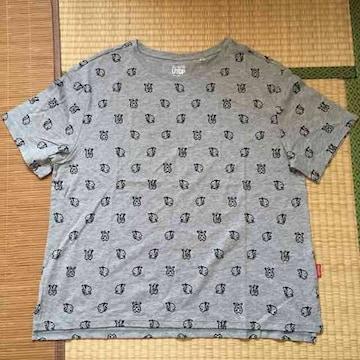 ユニクロ×任天堂・ポケモンドット絵ピカチュウ柄TシャツXL