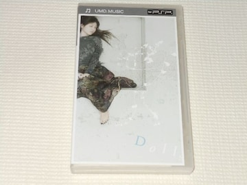 PSP★SAYAKA Dolls UMD VIDEO