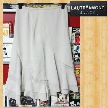 購入19000円 LAUTREAMONT ロートレアモン スカート 新品 1