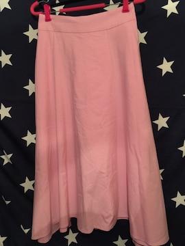 定価5990+税 フレアスカート  L size ピンク